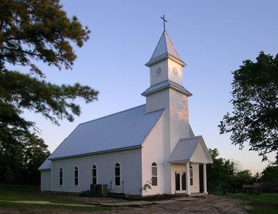 Mill creek evangelical redhead